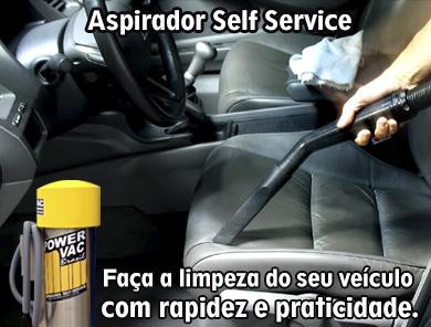 serviços rotatoria - aspirador